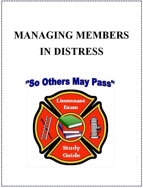 NEWLY RELEASED-Managing Members In Distress